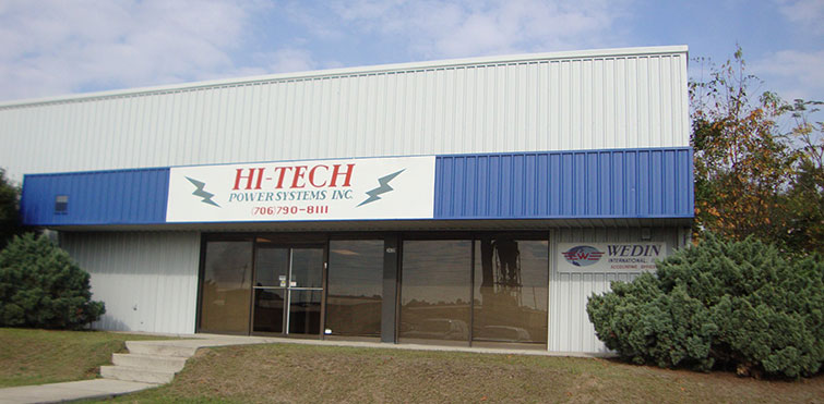 Hi-tech business | Hi-Tech Power Systems